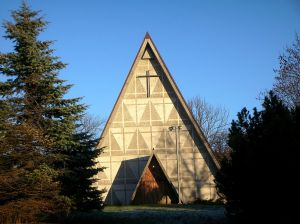 Bakkehaugen kirke. Foto: David Castor