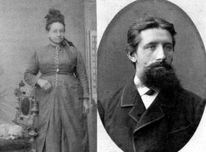 Henriette og Carl Vassel