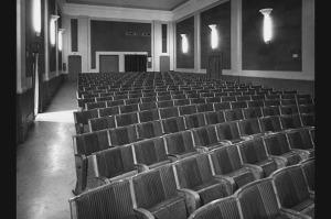 Ullevål kino, interiør