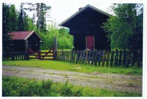 Stabburet på Østre Sogn