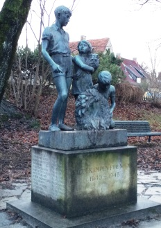 Minnesmerket ved Ullevål skole