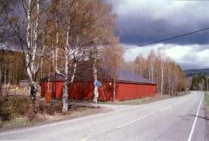 Sangerhallen ved Skjerven sag
