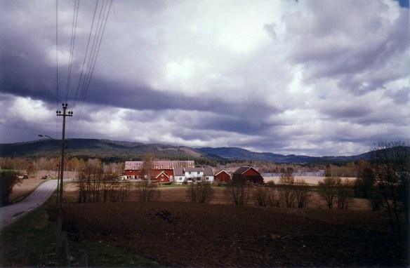Skjerven gård