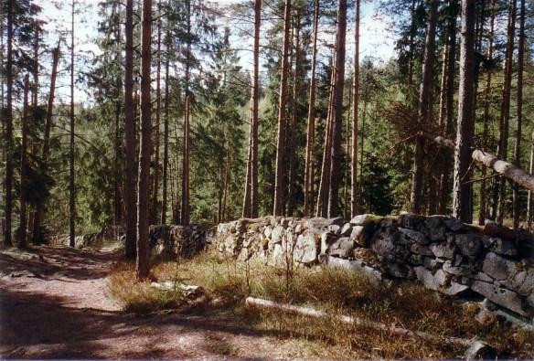 Svenskemuren