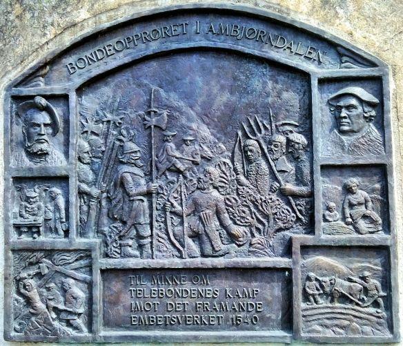Bondeopprøret-1540