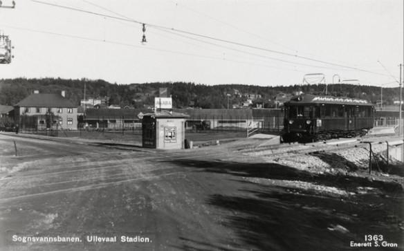 sognvannsbanen_ullevål_stasjon